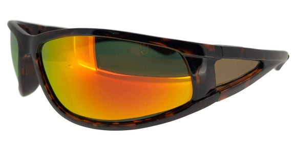 PRV8442B Red Polarized Multi-Layer Color Mirror Lens