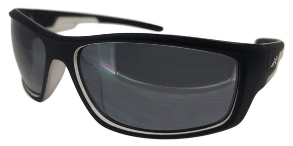 F973622KZ Clear Soft Touch Sport Sunglasses