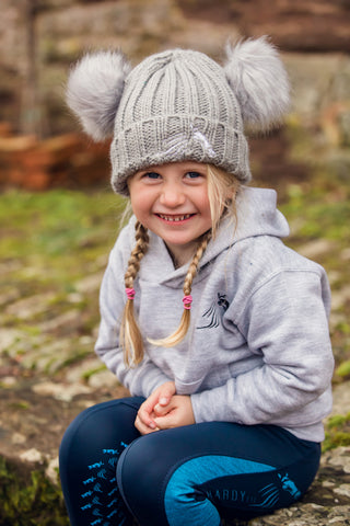 Newton Bobble Hat