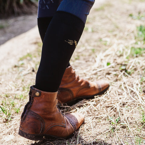 Bircher Riding Socks
