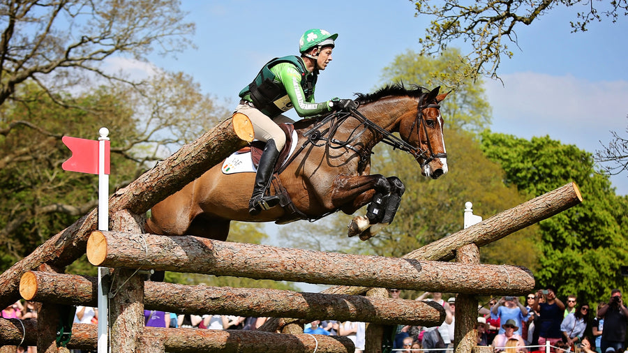 Supporting Eventing Worldwide Campaign #WearGreenForJonty