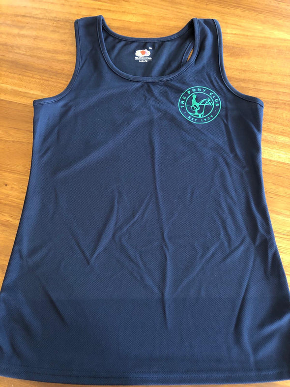 Malvern Pony Club Running Vest