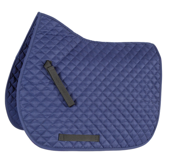 Radnor And West Hereford Pony Club Navy Saddle Pad