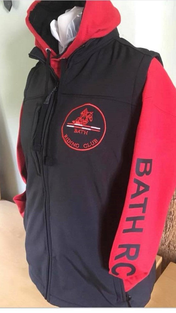 Bath Riding Club Softshell Body Warmer
