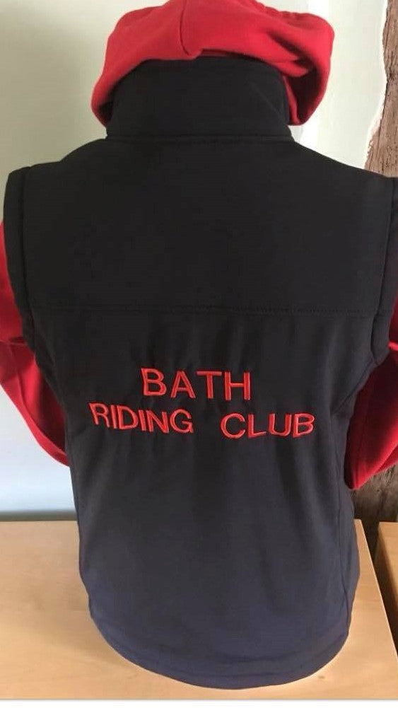 Bath Riding Club Softshell Body Warmer 1