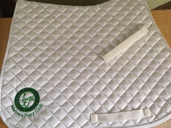 Malvern Pony Club Saddle Pad
