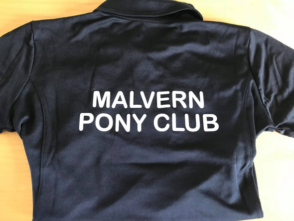 Malvern Pony Club Polo Shirts