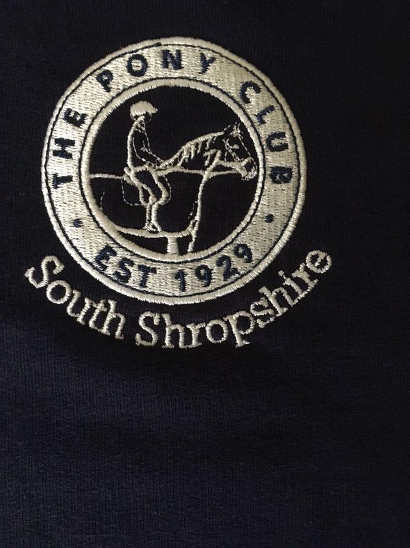 South Shropshire Pony Club Coat 1