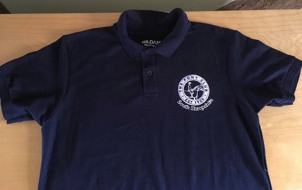 South Shropshire Pony Club Polo Shirt