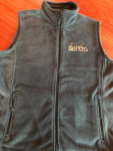 EEFDG Riding Club Fleece Body Warmer