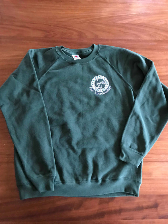East Aberdeenshire Pony Club Sweatshirt 2