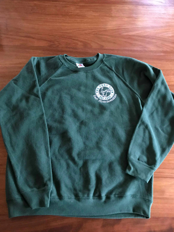 East Aberdeenshire Pony Club Sweatshirt