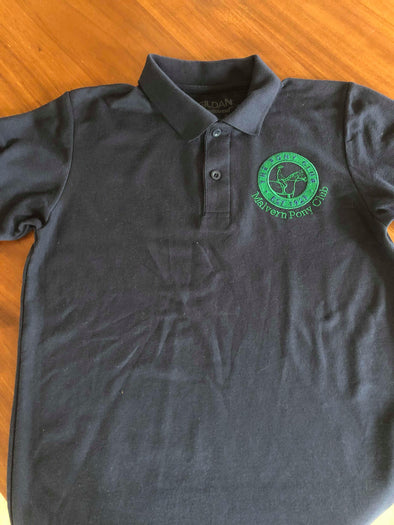 Malvern Pony Club Senior Camp Polo Shirt