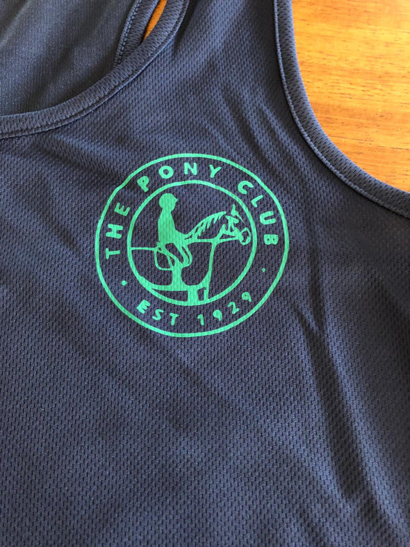 Malvern Pony Club Running Vest 1