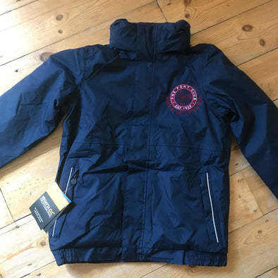 South And West Wilts Hunt Pony Club Waterproof Coat 7