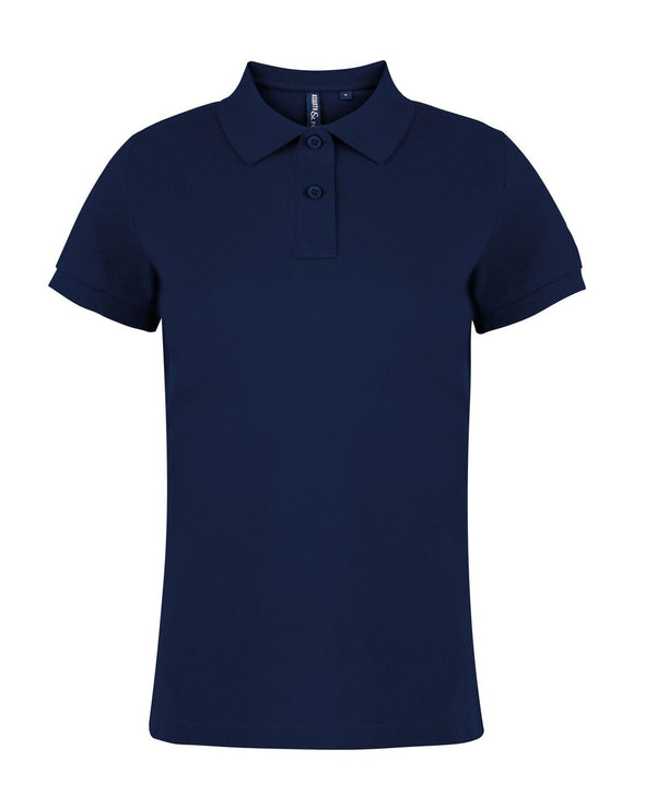 Linlithgow & Stirlingshire Pony Club Ladies Polo Shirt 2