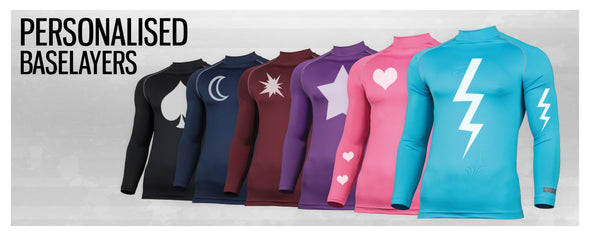 Personalised Base Layers 2