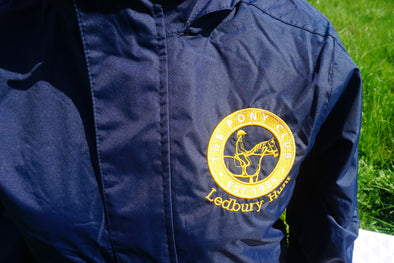 Ledbury Hunt Pony Club Coat Junior