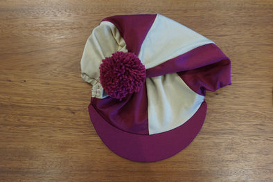 Sennybridge And District Pony Club Hat Silk