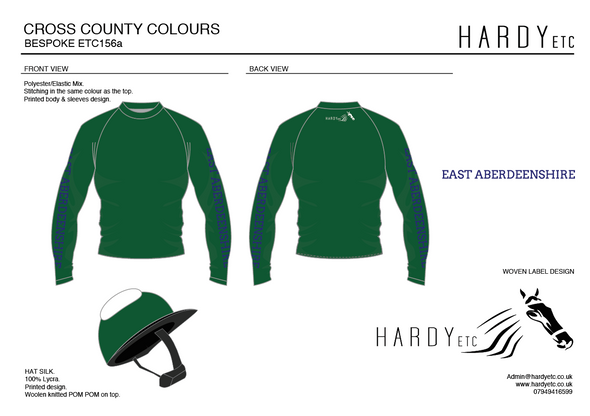 East Aberdeenshire Pony Club Base Layer
