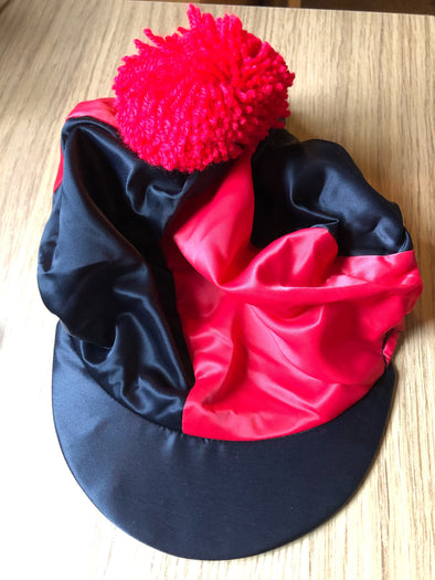 Hanley Castle High School Hat Silk