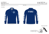 Linlithgow & Stirlingshire Pony Club Unisex Long Sleeved Polo Shirt