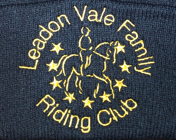 Leadon Vale Riding Club Waterproof Coat 1