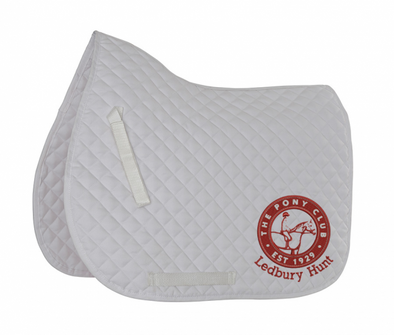 Ledbury Hunt Pony Club GP Saddle Pad