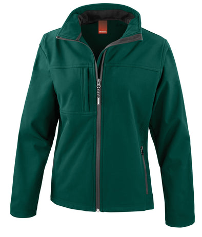 Poole & District Pony Club Adults Softshell Coat