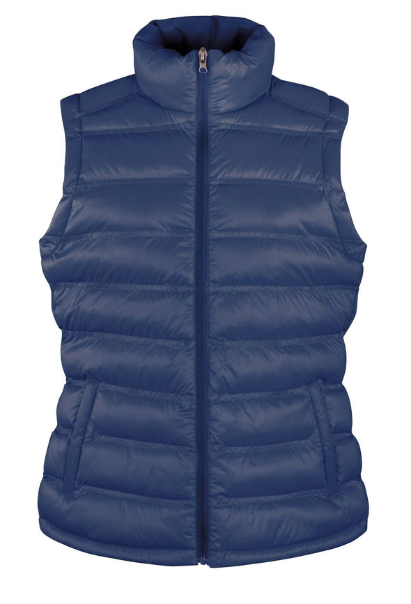 North Hereford Hunt Pony Club Ladies Padded Gilet