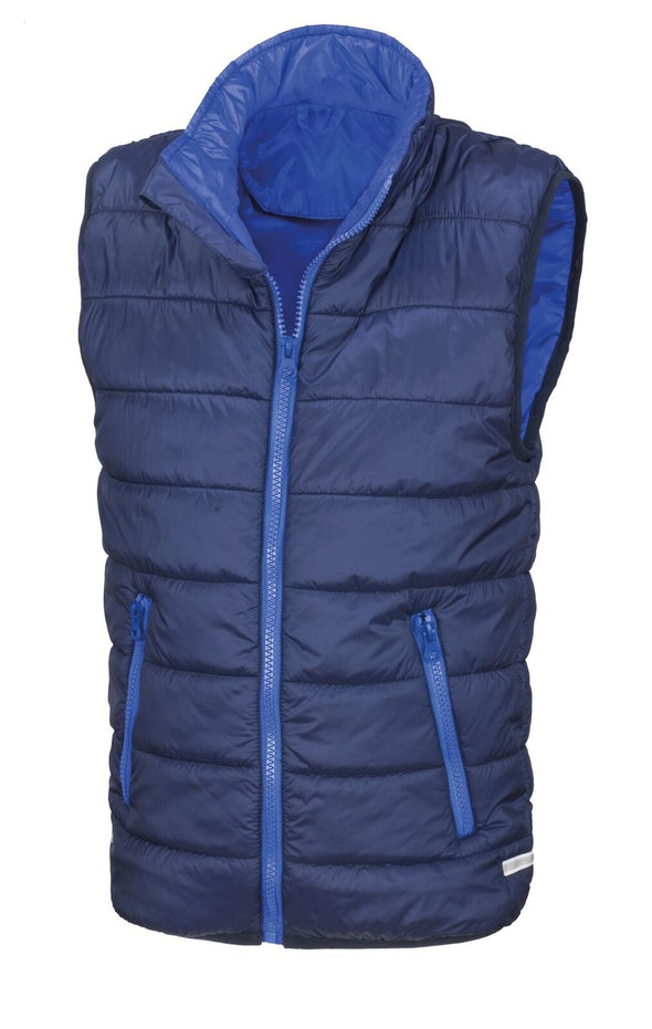 Linlithgow & Stirlingshire Pony Club Children's Padded Gillet 1