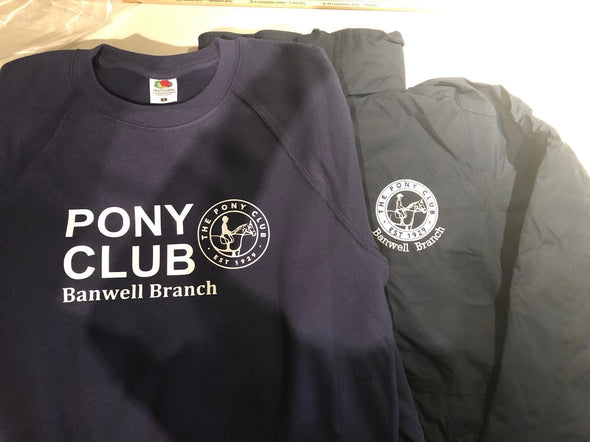 Banwell Pony Club Coat 2