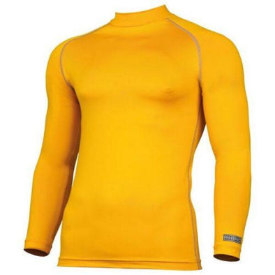 Childrens Rhino Long Sleeved Base Layer Top Amber / Xs 24 Variable