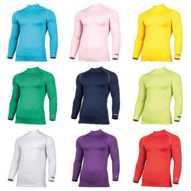 Children's Rhino Long Sleeved Base Layer Top