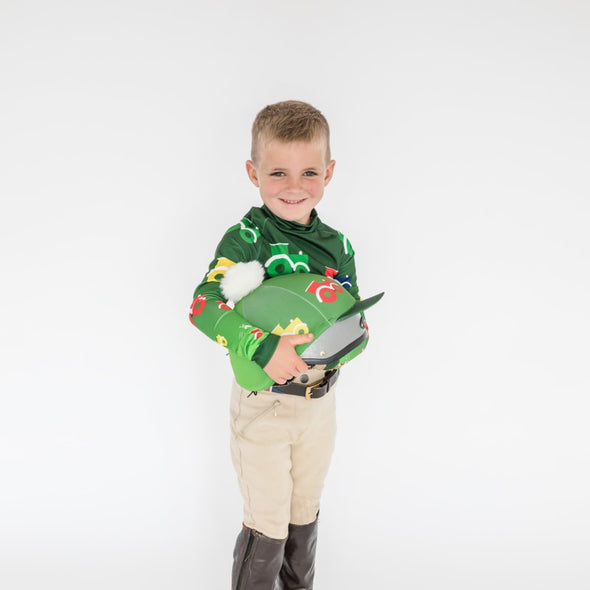 Hardy Equestrian Children's Wooten Cross Country Set