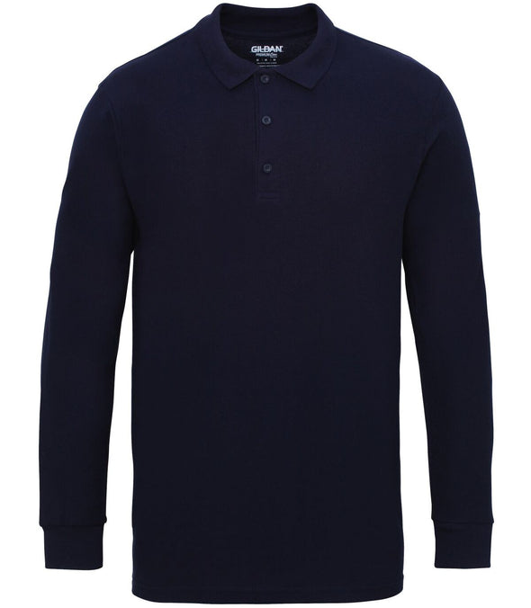 Linlithgow & Stirlingshire Pony Club Unisex Long Sleeved Polo Shirt 1