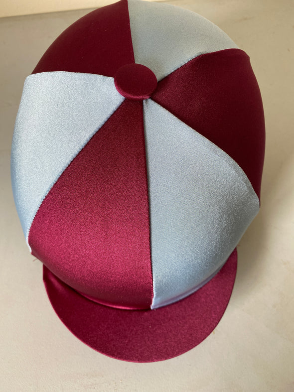 South and West Wilts Hunt Pony Club Hat Silk 1