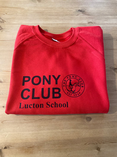 Lucton Pony Club Sweatshirt 2