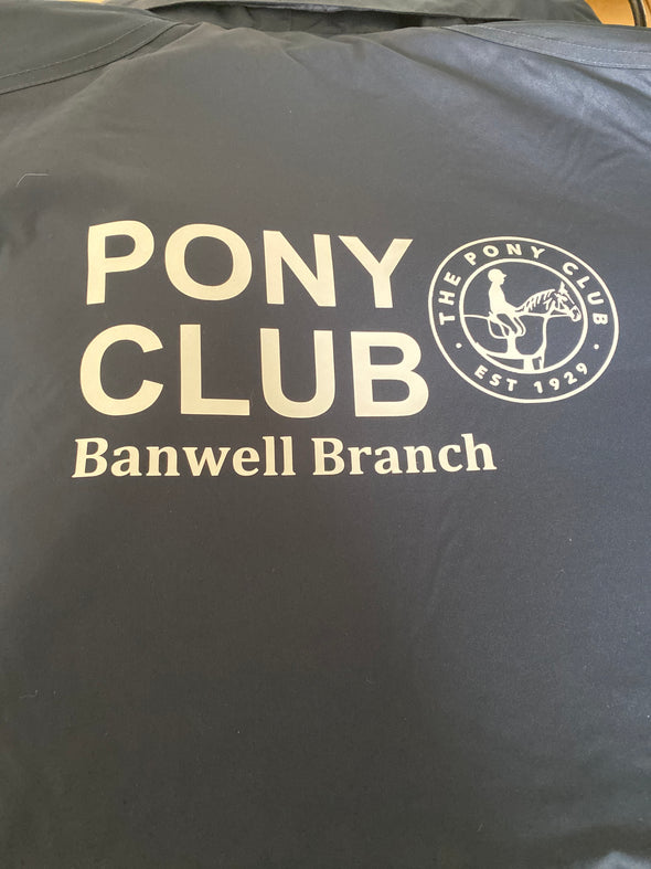 Banwell Pony Club Coat 5