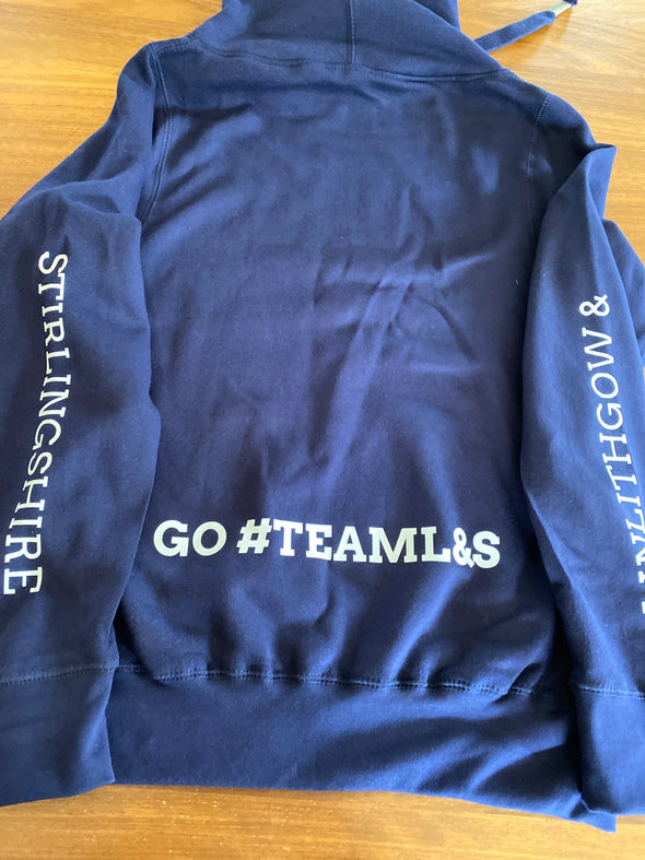 Linlithgow & Stirlingshire Pony Club Adult Hoodie 4