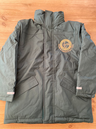 District Pony Club Waterproof Children's Coat 1