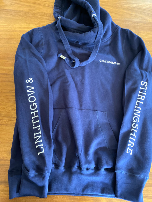 Linlithgow & Stirlingshire Pony Club Adult Hoodie 3