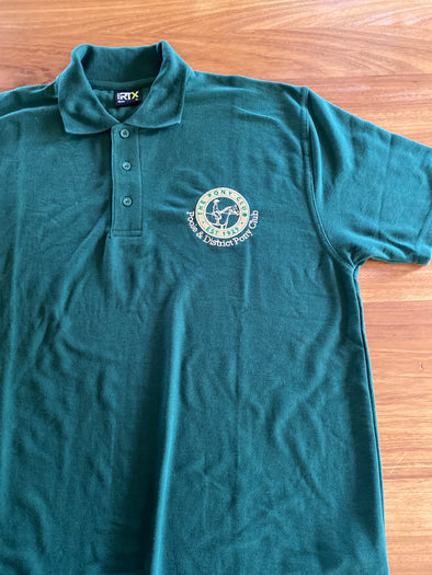 Poole & District Pony Club Short Sleeved Polo Shirt 1