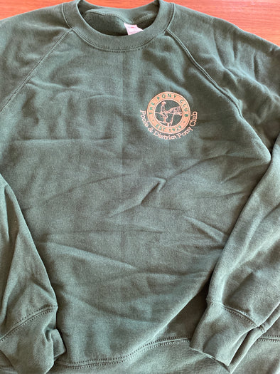 Poole & District Pony Club Sweatshirt