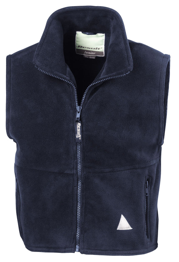 Cotswold Vale Pony Club Children's Fleece Gilet