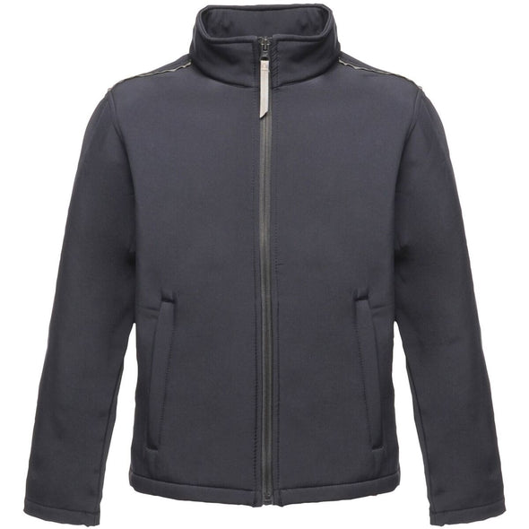 Linlithgow & Stirlingshire Pony Club Children's Softshell Jacket 2