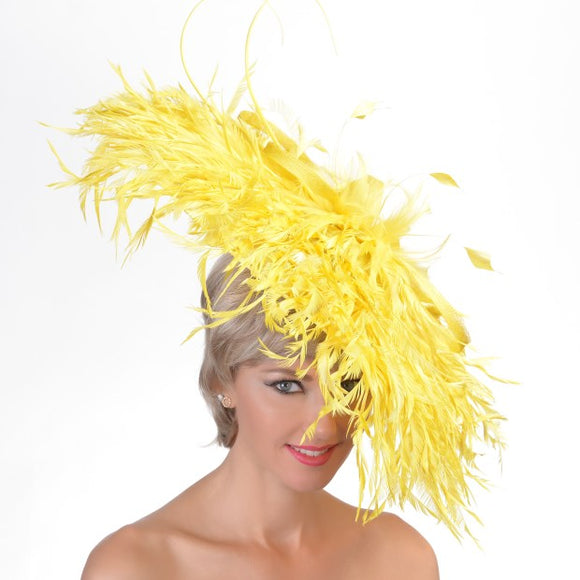 Kentucky derby fascinators in Louisville Kentucky. Custom hat maker Hat Haven. Millinery hat shop Louisville.