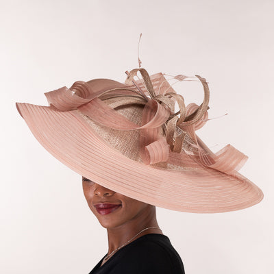 Fascinators hat shop Louisville. Hat Haven custom hat maker.