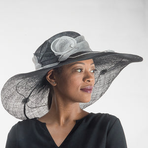 Kentucky Derby hats Louisville Hat Haven black Kentucky Derby hats
