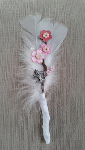 Custom boutonniers weddings Hat Haven